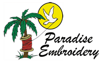 Paradise Custom Embroidery